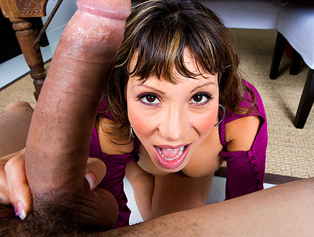 Ava Devine Likes The Taste Of Her Ass 74